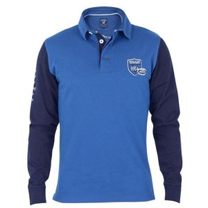 Polo Rugby Club FR - Couleur - Navy, Taille - XXL