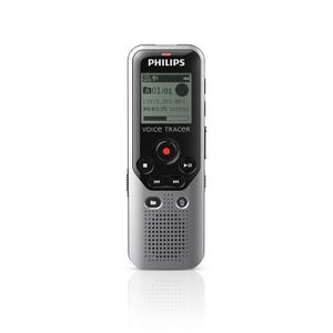DICTAPHONE - MAGNETO. PHILIPS DVT1200 Dictaphone Voice Tracer 4 Go
