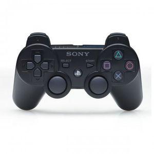MANETTE JEUX VIDÉO DualShock 3 Sony Noire