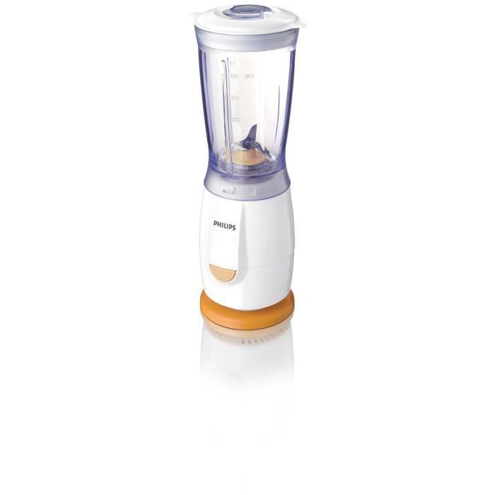220 W - Capacité : 0,4 L - Hachoir pour aliments humides - Bols avec couvercle - MoulinBLENDER