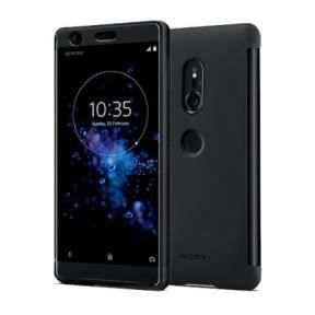 Sony Style Cover Touch pour XZ2 Noir