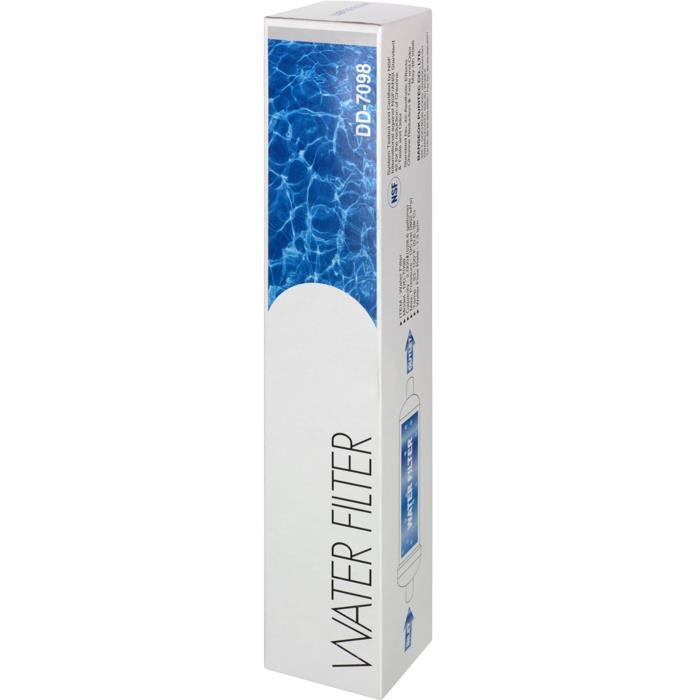 WPRO DWF7098 Filtre à eau d'origine Daewoo