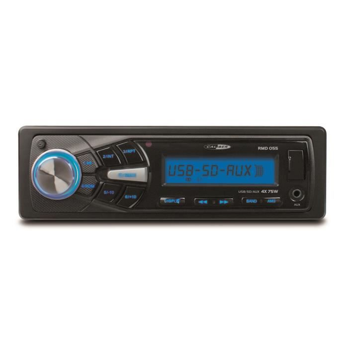 AUTORADIO CALIBER RMD055 Autoradio USB / SD / MP3