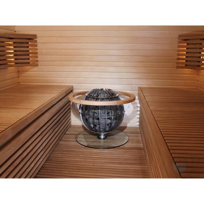 Sauna Poele Electrique poele pour sauna - sauna poÊle Électrique harvia globe, bench