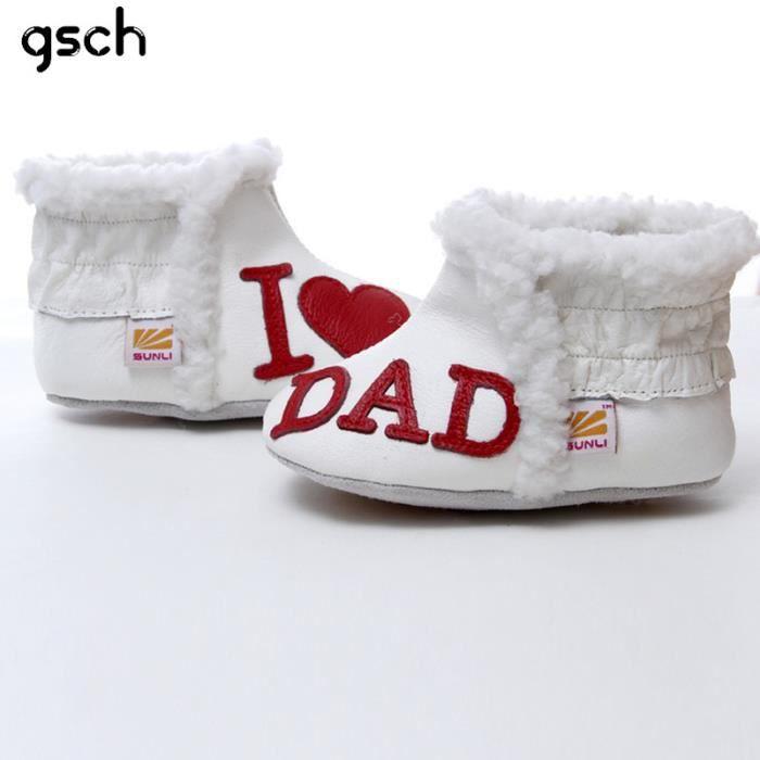 Bébé fille bottes hiver Chaud enfants chaussures. eQZ9H