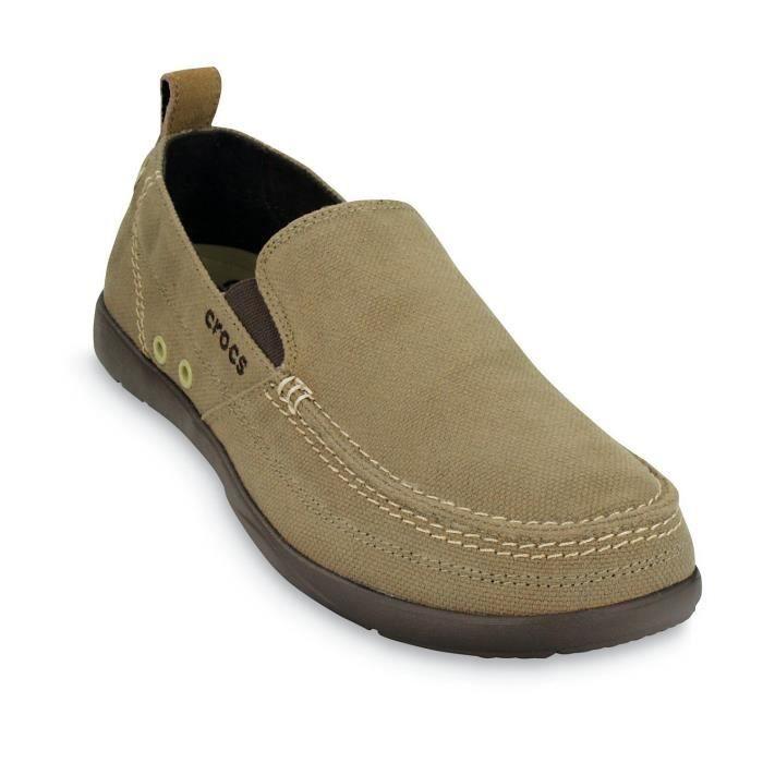 Crocs Chaussure de randonnée pour homme walu slip-on NHANP 9vN7L3QM