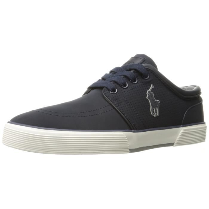Polo Ralph Lauren Faxon Low Sneaker Q8mp1 Taille-42 1-2