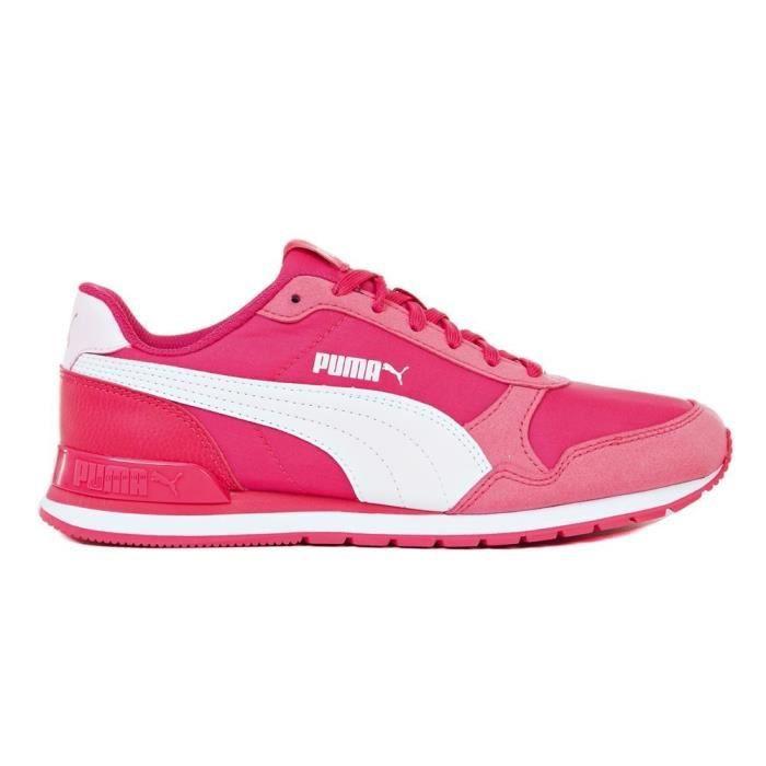 Achat Nl Runner Puma Rose Jr Basket V2 St Chaussures Vente j4R53AL