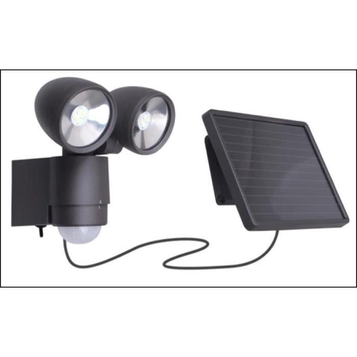 Lampe solaire detecteur de mouvement pas cher blog de for Lampe solaire pour portail