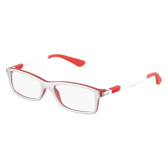 Lunettes de vue Ray Ban RY1546 -3632 Argent mat - Rouge - Achat   Vente  lunettes de vue Lunettes de vue Ray Ban RY... Homme Adulte - Cdiscoun 403440ab4ef7