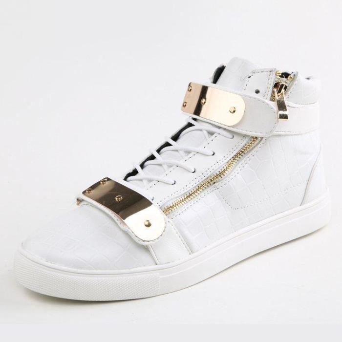 Chaussures En Toile Hommes Basses Quatre Saisons Populaire LLT-XZ116Noir43 QcU1Q2