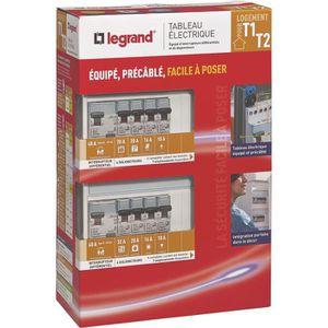 Disjoncteur differentiel 32a 30ma achat vente - Tableau electrique legrand pas cher ...
