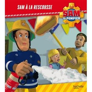 Livre 3-6 ANS Sam le pompier