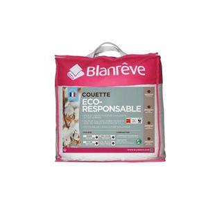 COUETTE blanrêve Couette Eco Responsable Légère 260 x 240