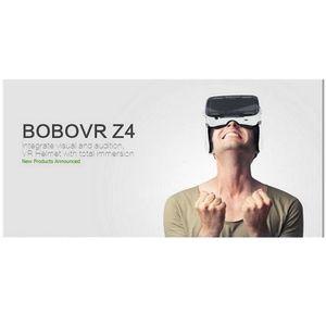 CASQUE RÉALITÉ VIRTUELLE D'origine BOBOVR Z4 lunettes de Réalité Virtuelle