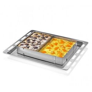 MOULE  4364 Moule à gâteau rectangulaire avec diviseur ré