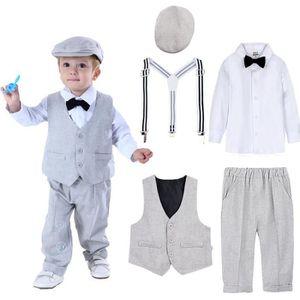 COSTUME - TAILLEUR Vêtements Bébés Garçons Ensemble BaptêmeMariage G