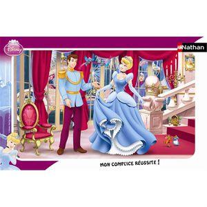 PUZZLE Puzzle Cadre Cendrillon Et Son Prince - 15pcs