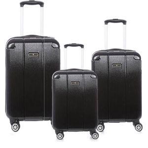 SET DE VALISES Lot de 3 valises rigides Portsmouth 55, 65, 75 cm