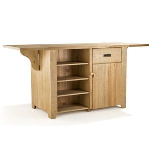 ilot central achat vente pas cher. Black Bedroom Furniture Sets. Home Design Ideas