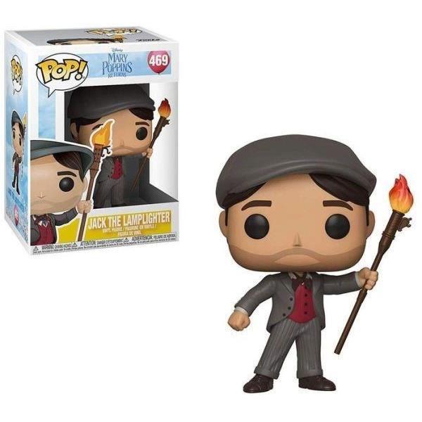 Figurine Funko Pop! Disney : Mary Poppins (2018) - Jack the Lamplighter
