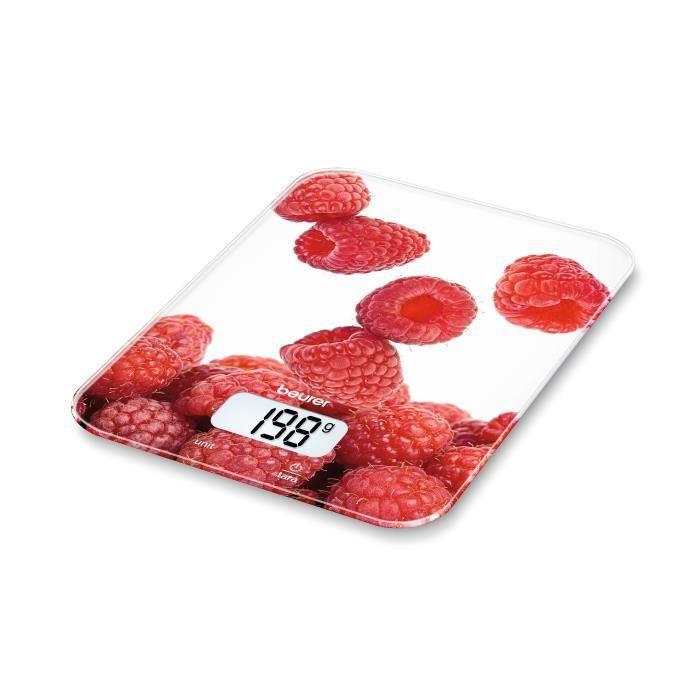 BEURER KS19 Balance de cuisine - Berry