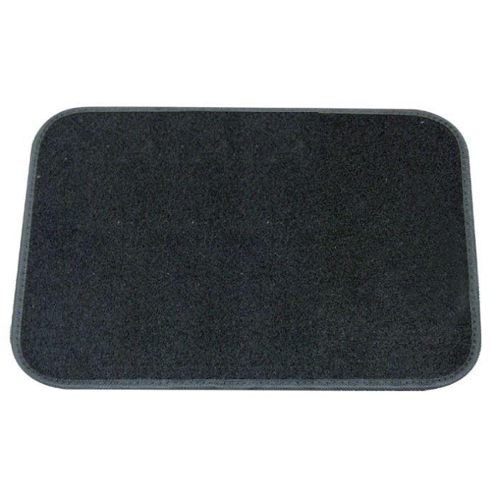 TAPIS DE SOL Tapis moquette noir : Autoselect