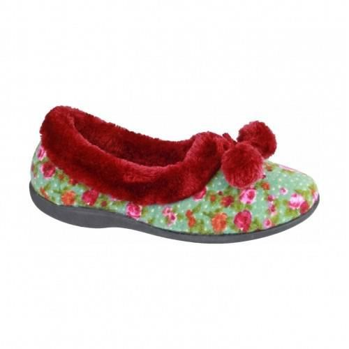 GBS Audrey - Chaussons - Femme Rose di80Xi4