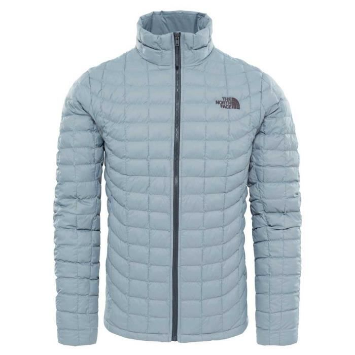 e728d4e398503 Vêtements homme Vestes isolées The North Face Thermoball Full Zip ...