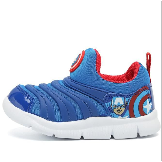 Basket Unisexe Chaussures pour enfants chaussures à chenilles chaussures de sport respirantes