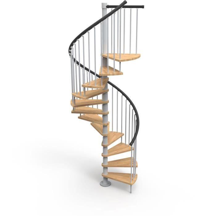 escalier colima on 12 marches palier diam tre 140cm. Black Bedroom Furniture Sets. Home Design Ideas