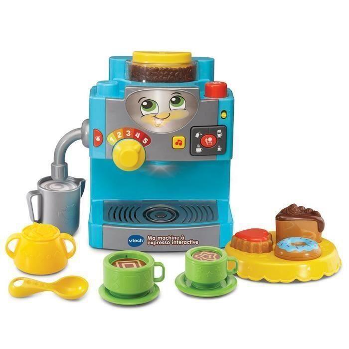 machine expresso jouet achat vente jeux et jouets pas. Black Bedroom Furniture Sets. Home Design Ideas