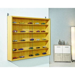 vitrine pour miniature achat vente vitrine pour miniature pas cher cdiscount. Black Bedroom Furniture Sets. Home Design Ideas