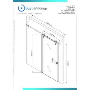 Porte coulissante en verre achat vente pas cher - Systeme coulissant porte interieure ...