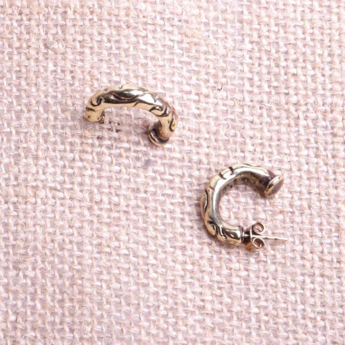 15bca1b9c2076 Boucle d oreille femmes créole bijou fantaisie petit prix travail ...