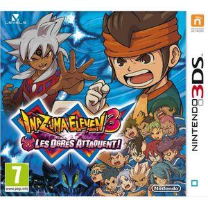 JEU 3DS Inazuma Eleven 3 : Les Ogres Attaquent Jeu 3DS