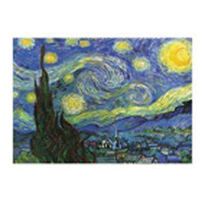 Affiche papier - Nuit Etoilée ? St. Rémy - Van Gogh - 40x50 cm