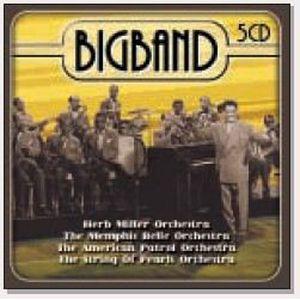 CD JAZZ BLUES BIG BAND