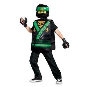 Piñata Déguisement Lloyd Ninjago LEGO® vert enfant