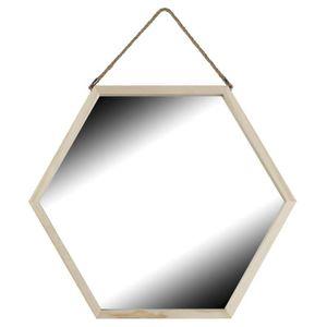 MIROIR EMOTION Miroir Carelie 48x41,5 cm