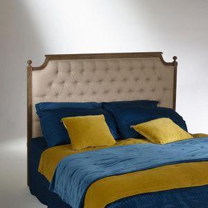 TÊTE DE LIT Tête de lit, chêne, lin, VENICE