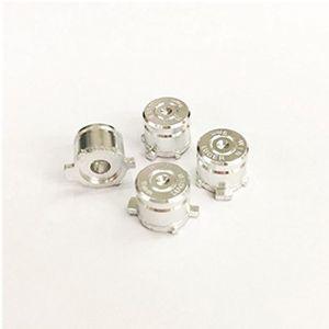 CAPUCHON STICK MANETTE 4x Aluminium Métal Bullet joysticks Boutons Pièces