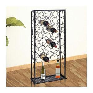 trendy range bouteille casier bouteilles en mtal with casier a bouteille polystyrene pas cher. Black Bedroom Furniture Sets. Home Design Ideas