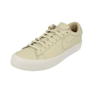 new style 05e4a a9ad6 BASKET Nike Blazer Studio QS Hommes Trainers 850478 Sneak