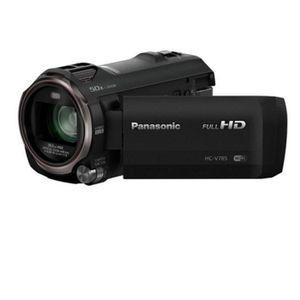 CAMÉSCOPE NUMÉRIQUE Panasonic HC-V785 HD Camcorder noir camescope