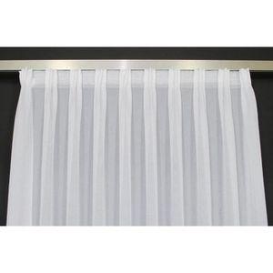 VOILAGE voilages fabrication sur mesure avec Bande de plis