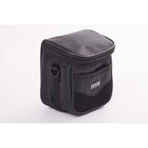 SAC PHOTO vhbw polyester photo sacoche noir pour caméra Cano