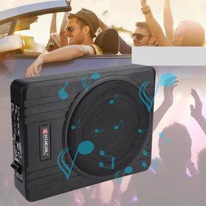 HAUT PARLEUR VOITURE 600W Amplificateur de Haut-parleur Audio Ultra-min