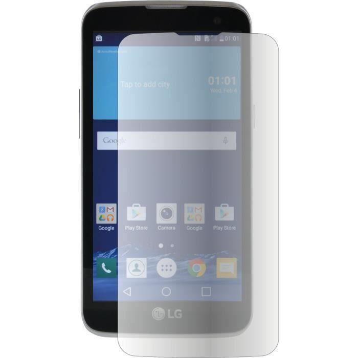 BIGBEN Protège-écran en verre trempé pour LG K4