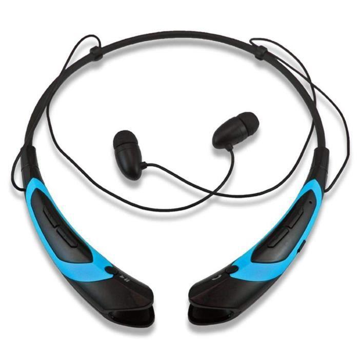 Hanging Sport Cou Bluetooth Écouteurs Oreille Métal Shell Super Bonne Qualité Sonore_de5163